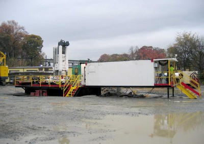 83RM Drilling a Shaft in Northeastern United States