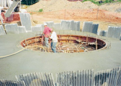 Shaft collar construction