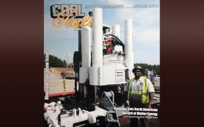 Cowin/Raisebor featured in Coal People magazine